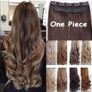 NEW - Best selling clip in hair extensions